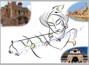 Srikrishna ne 3 nagaro ka karaya nirman-1